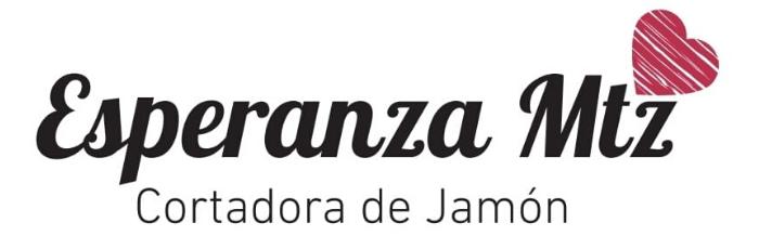 Cortadora de Jamón Esperanza Mtz